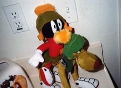 Marvin the martian (conrado4) Tags: may 1999 nineties may1999