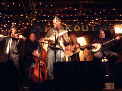 Tangleweed at the Hideout