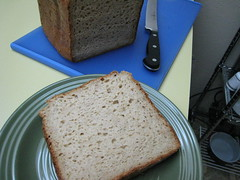 Gluten free bread - Bread making machines