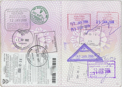 Go to thailand exit the matrix - 2 part 6
