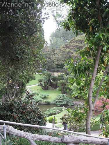 Wandering Chopsticks Vietnamese Food Recipes And More The Huntington Library Art Collections And Botanical Gardens Japanese Garden Spring San Marino