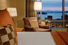 Grand Hyatt Seattle Hotel - Guestroom