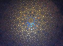 Sevilla (Graça Vargas) Tags: españa canon sevilla spain ceiling ph227 realesalcázares graçavargas ©2008graçavargasallrightsreserved 5808150109