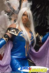 Oh my Goddess! (Walter Pellegrini) Tags: italy anime rome roma comics costume italia cosplay goddess manga videogames oh fumetti romics