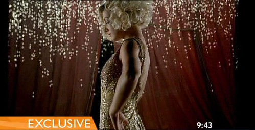 Britney Spears Circus elegante