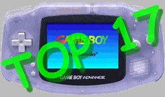 TOP 17 Game Boy Advance