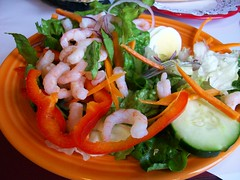1_100_3028.JPG (picatar) Tags: oregon salad shrimp columbiariver astoria
