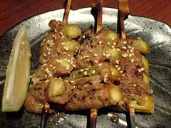牛肉蘆筍捲