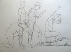 Motion Study - Female model