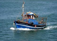 O Barco Eduardinho (Markus Lüske) Tags: portugal algarve olhao culatra lueske lüske boat ship barco ria formosa boot schiff luske