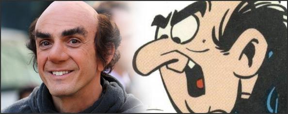 Hank Azaria como Gargamel película pitufos