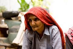 Deep in thoughts (niyatee) Tags: india rural women village haryana