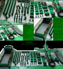 Green Army as of 05/22/2011 (Legtayo) Tags: green work army cool lego hard legtayor