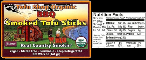 BBQ Smoked Sticks