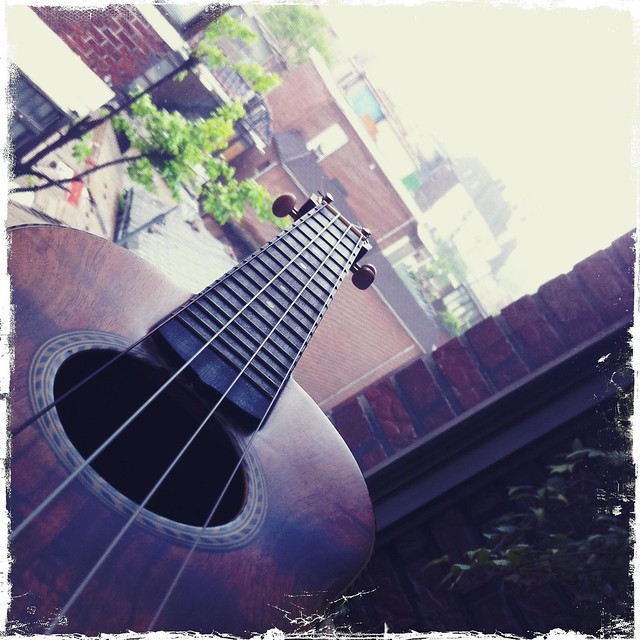 Rainy Day Ukulele