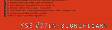 Y Sin Embargo 27 :· marzo-abril-mayo-2011