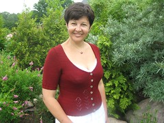 Soay by Gudrun Johnston (LucciolaS) Tags: summer knitting handpainted knitted seamless fingering soay wollmeise