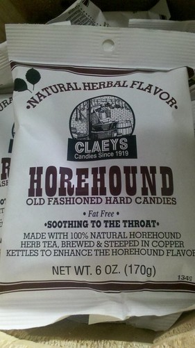Horehound Candy by The Virtual Sink