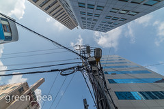 wiring madness, Seoul, South Korea (green_pea) Tags: nikon angle south wide korea seoul ultra uwa d610 14mm samyang