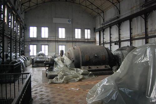 Turbine Room, Transfo Zwevegem