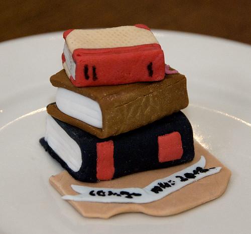 Book stack - mini version
