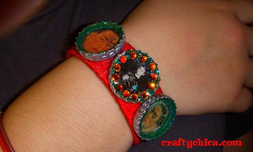 Frida Wrist Cuff