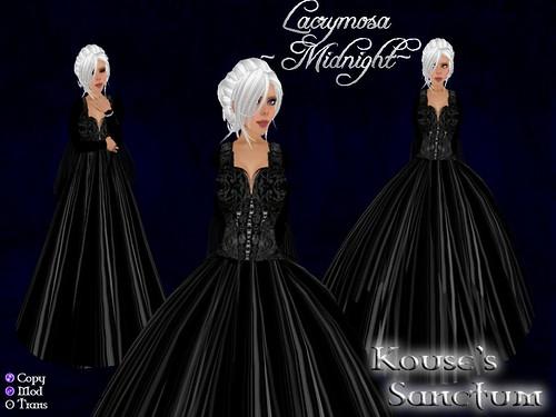 Lacrymosa - Midnight - Ad