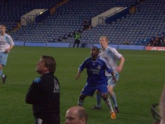 Chelsea v Man City FA Youth Cup Final 1st Leg