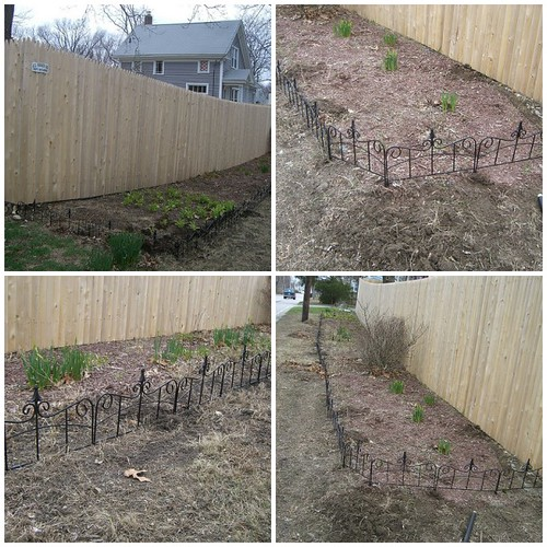 GardenFenceMosiac