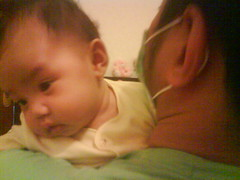 burp me dadda.. (cichaz) Tags: baby mysha zaina