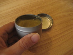 Homemade Salve