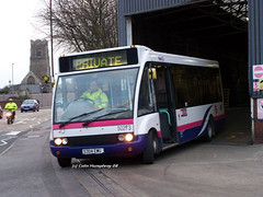 S304EWU_3-4-08 2 (Colin H,) Tags: leeds first solo ipswich optare
