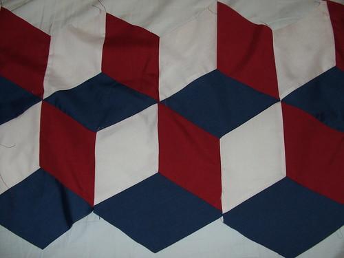 Start of a new quilt