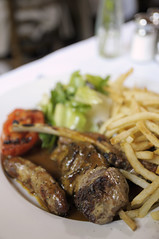 Mixed Grill of Lamb, Le Charm French Bistor, San Francisco