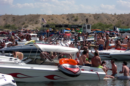Lake Havasu Party