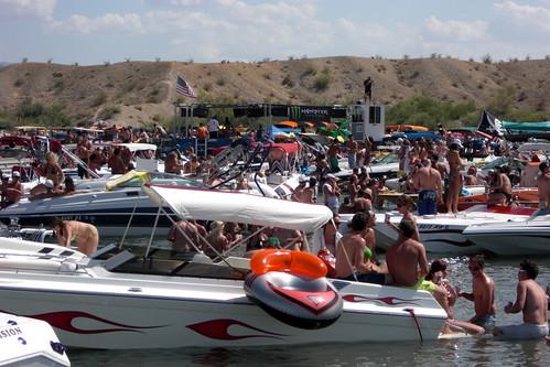Lake Havasu Party
