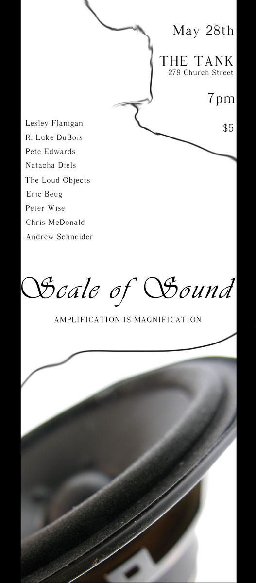 Scale of Sound