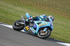 sykes2 (simons race pics) Tags: park tom british suzuki 2008 rizla sykes bsb donington superbikes simonsracepics