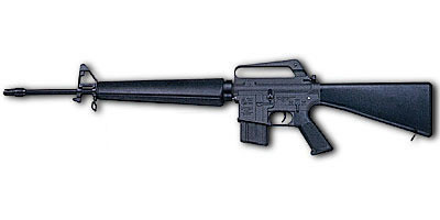 m16A1 by chadsarmory.