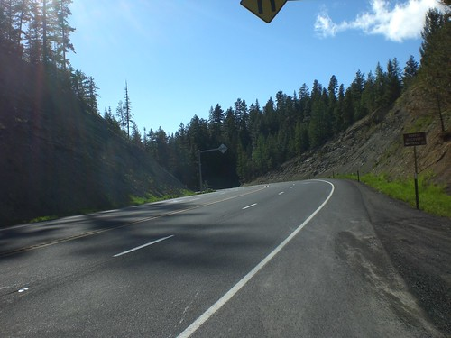 Blewett Pass - longest climb in the world!