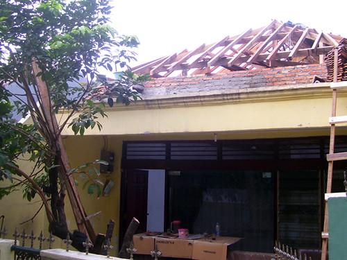 New Roof over Johar
