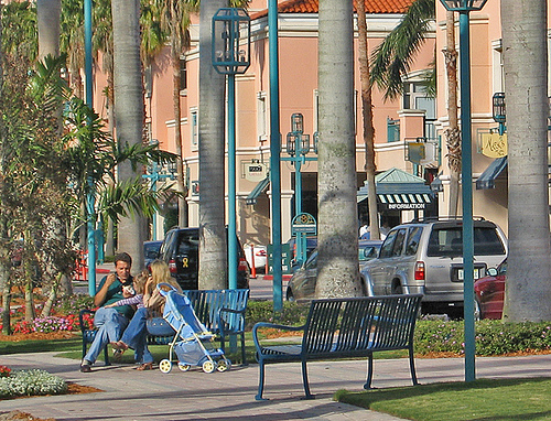 Mizner Park, Boca Raton, FL (by: EPA Smart Growth)