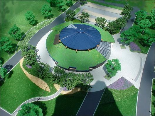 Marine Park Community Center Model