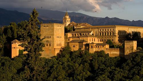 Visite La Alhambra