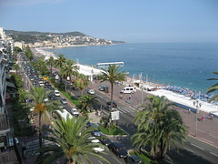 Nice Beach ( France ) (SaudiSoul) Tags: france