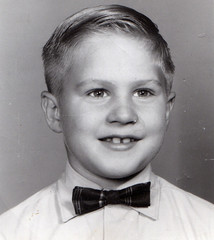 My father as a child