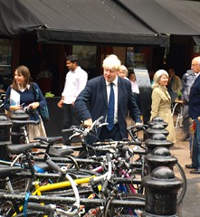 Boris Johnson (@MayorOfLondon) Assassination Attempt!