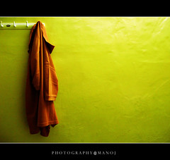End of a casual day!! (Manoj Aswathi's Travel& Photography.) Tags: travel wall tshirt kerala hook yellowwall hooked keralam mangalore malabar godsowncountry malayalikkoottam mtv233 yellowaswathi233 photographymanoj manojphotography