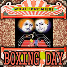 Boxing Day.. (craigless64) Tags: life music art collage digital photoshop creativity design artist song unique album irony craig hop tune morrison quip cmor