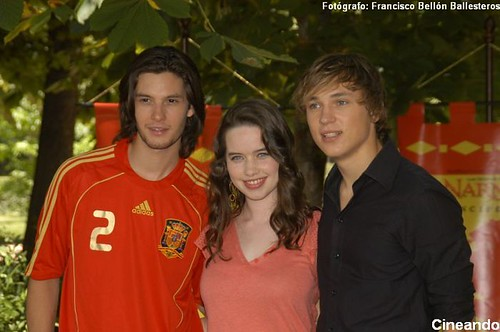 william moseley and ben barnes. Ben Barnes, William Moseley,